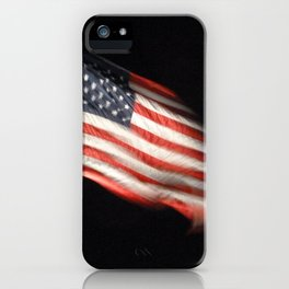 Long may it wave iPhone Case