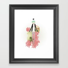 Clog Framed Art Print