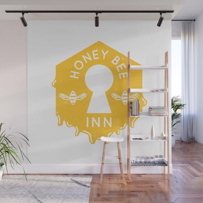 Honeybee Inn (Final Fantasy VII) Wall Mural by pxpassport | Society6