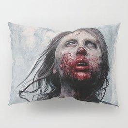 The Lone Wandering Walker - The Walking Dead Pillow Sham