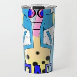 Boaba tea Travel Mug