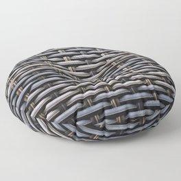 Basketwork Floor Pillow