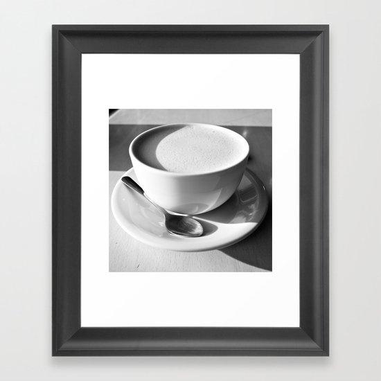 Mug O'... Framed Art Print