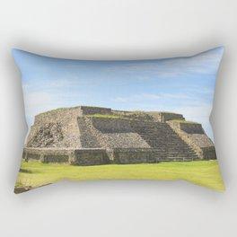 Monte Albán Rectangular Pillow
