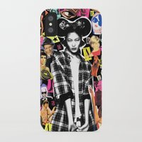 mickey iPhone & iPod Cases featuring MICKEY by Neon Wonderland