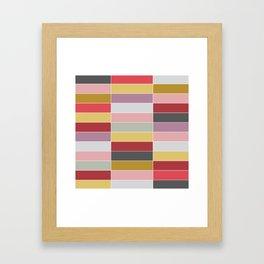 Rectangle Framed Art Print