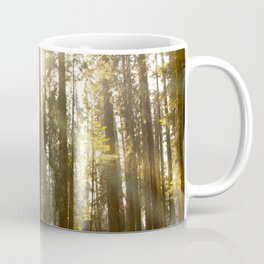 Divided Shine Coffee Mug
