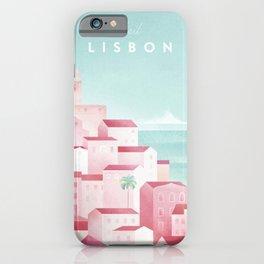 Lisbon iPhone Case