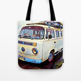Summer of Love by Crow Creek Coolture Tote Bag
