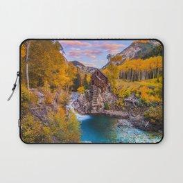 Crystal Mill Laptop Sleeve
