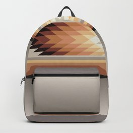 American Native Pattern No. 140 Backpack