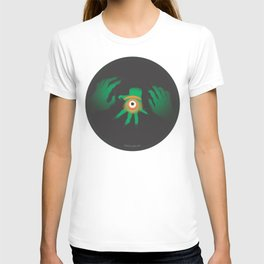 the graeae eye T-shirt