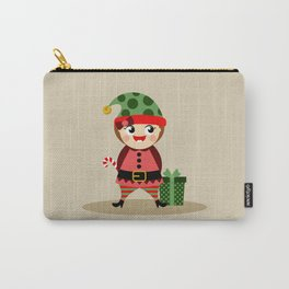 Lutine (beige) Carry-All Pouch