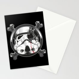 Storm has Ended Stationery Cards