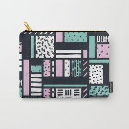 Pattern Pop Carry-All Pouch