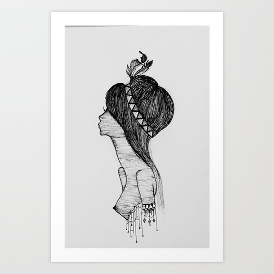 Beyond Your Wildest Dreams Art Print