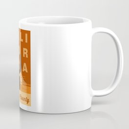 Orange County - California. Coffee Mug