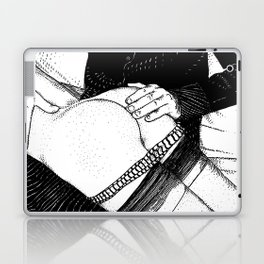 asc 488 - Les mains chaudes (Until his hands burn) Laptop & iPad Skin