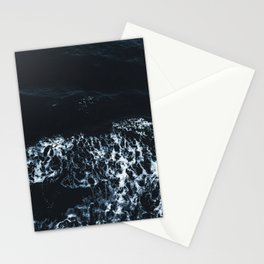 Crash Me With Silence Stationery Cards