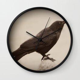 Need Some Bread Wall Clock