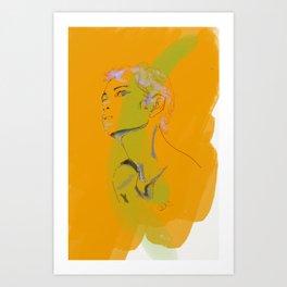 Dayzed Art Print