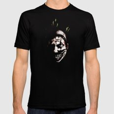 Twisty X-LARGE Black Mens Fitted Tee