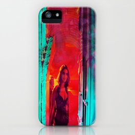 Colorblind Doorways iPhone Case