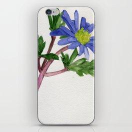 In The Breeze iPhone Skin