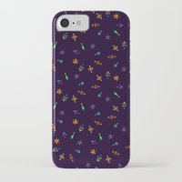 sparkles iPhone & iPod Cases featuring Sparkles by DanBee Kim