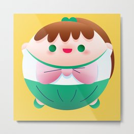 Too Much Candy Series - Sailer Jupiter Metal Print