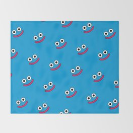 Dragon Quest's Slime Throw Blanket