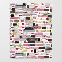 Lipstick War Poster