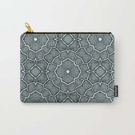 Web Lace Carry-All Pouch