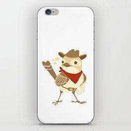 Wild Sparrow iPhone Skin