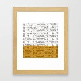 Coit Pattern 10 Framed Art Print