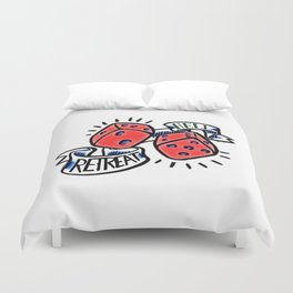 Lucky Me Duvet Cover