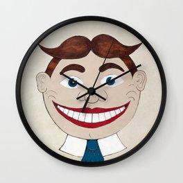 Tillie of Asbury Park NJ Wall Clock