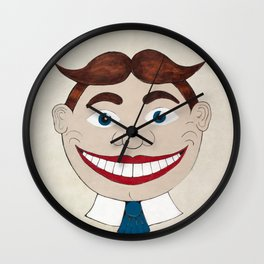 Tillie of Asbury Park NJ Wall Clock