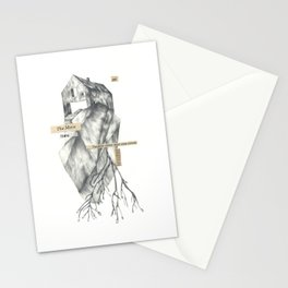 Interrupted Journey Stationery Cards