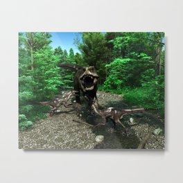Tyrannosaurus Rex 4 Metal Print