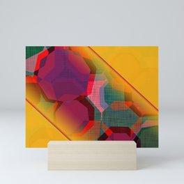 GEMS Mini Art Print