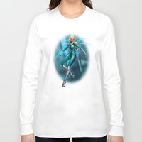 fly Long Sleeve T-shirts featuring Fly by kody