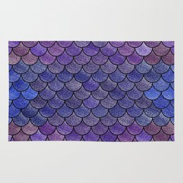 Lovely Pattern III(Glitter Version) Rug