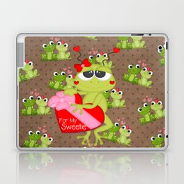 For My Sweetie Laptop & iPad Skin