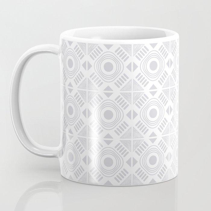 Ria Grey Coffee Mug