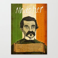 TF Meagher Canvas Print