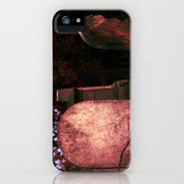 Sunset Stones (version 2) iPhone Case