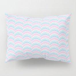 Marbling Comb - Baby Pillow Sham