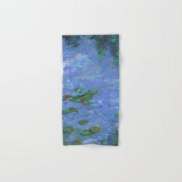 No Monet, No Problems Hand & Bath Towel