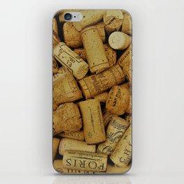 Corks 3 iPhone Skin